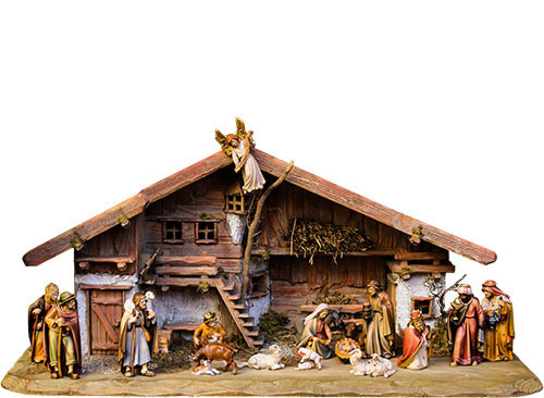 Gerhard Gellinger / christmas-nativity-scene-crib