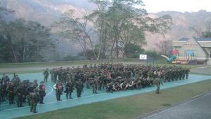 阿兵哥行軍 -資源代表圖