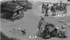 台灣史前文化學習單
