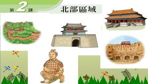 中國地理--華北地區