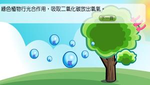 化學-空氣與燃燒-氧和二氧化碳的循環