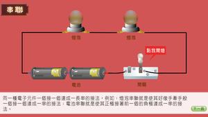 簡單電路-串聯