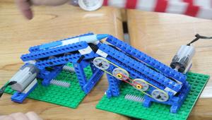 機器人融入六年級自然科–簡單機械單元教學活動