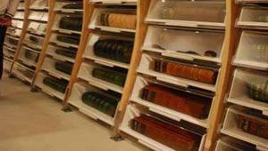 保存自然史的圖書館及現今使命-資源代表圖