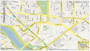 Google地圖規畫旅行