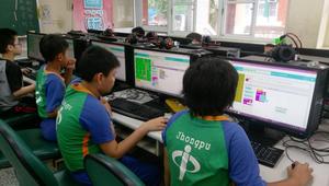 一小時玩程式實作課程分享