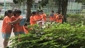 校園植物達人