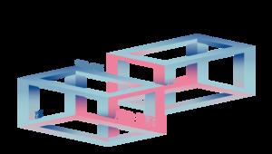 從艾雪錯視學立體構面