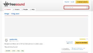 Freesound聲音庫:ting.wav-資源代表圖