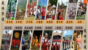 社會行動學習-探尋台灣原住民-資源代表圖