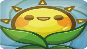 太陽與植物世界課程之AR教材